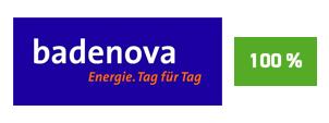 Badenova beschafft zu 100 % Recyclingpapier und wird für dieses ausgezeichnete Enagement von IPR und dem Umweltbundesamt gewürdigt.